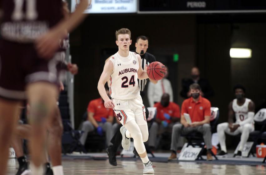 Auburn basketball Mandatory Credit: John Reed-USA TODAY Sports