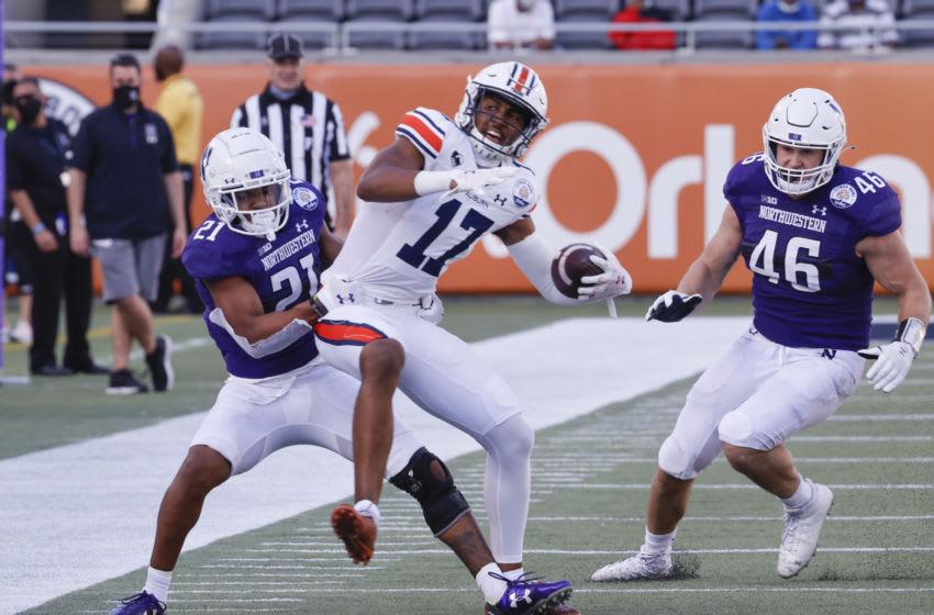 Auburn football Mandatory Credit: Reinhold Matay-USA TODAY Sports