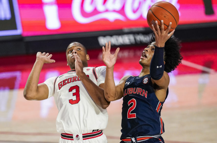 Auburn basketball Mandatory Credit: Dale Zanine-USA TODAY Sports