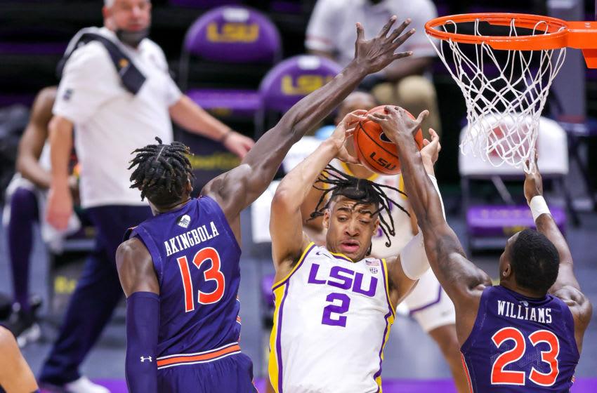 Auburn basketball Mandatory Credit: Stephen Lew-USA TODAY Sports