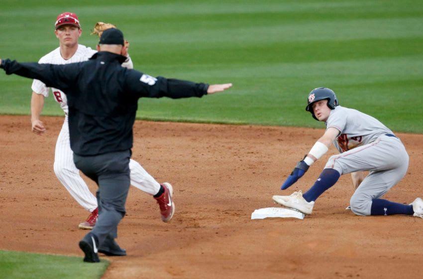 Auburn baseball (Tuscaloosa News)