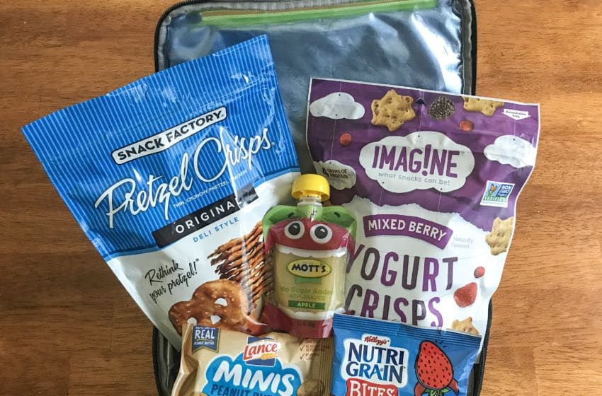 Best school snacks: Kids really want these snacks in their lunchboxes, photo by Cristine Struble