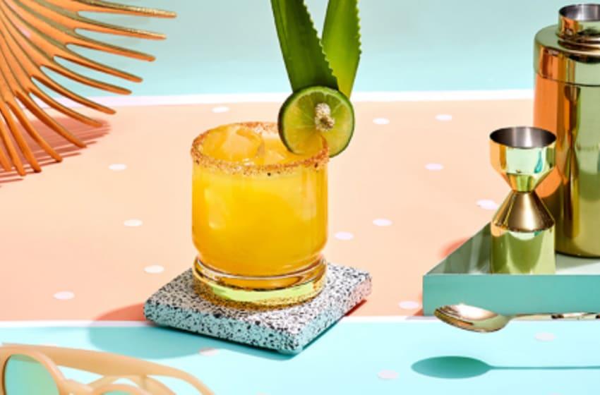Mango Margarita. Image Courtesy Cointreau