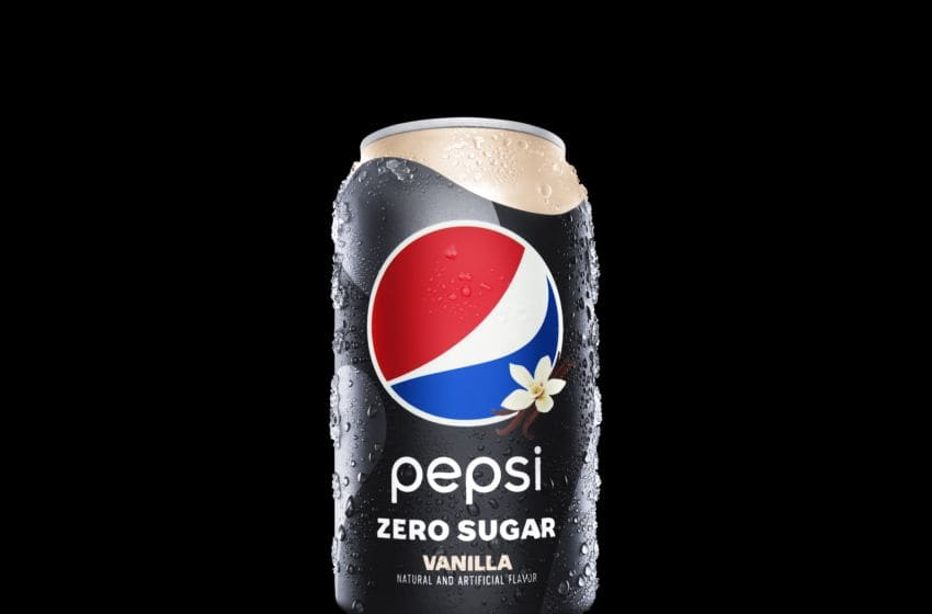 Photo: Pepsi Vanilla Zero Sugar .. Image Courtesy Pepsi