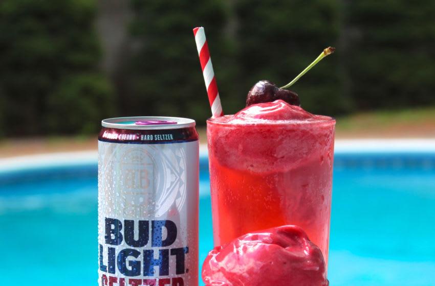 Bud Light and Baskin Robbins collaboration, photo provided Baskin Robbins