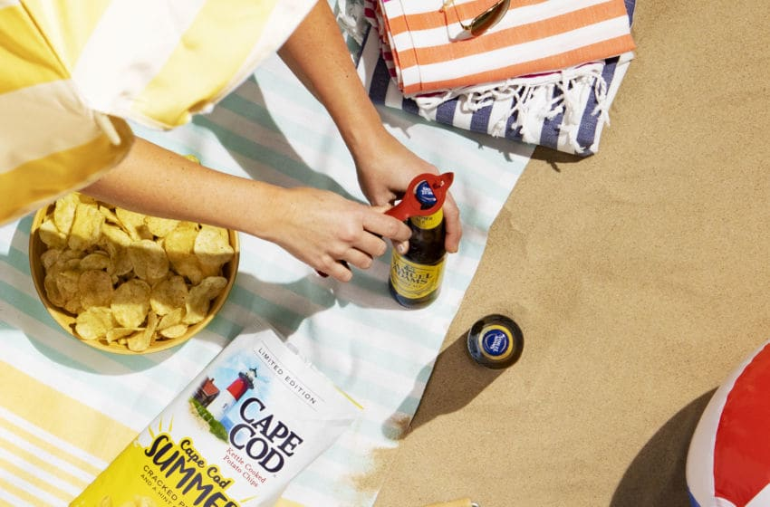 Limited Edition Cape Cod Summer Potato Chips, photo provided by Cape Cod