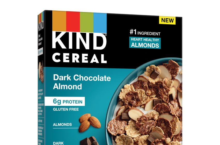 New KIND Cereal, photo provided by Walmart