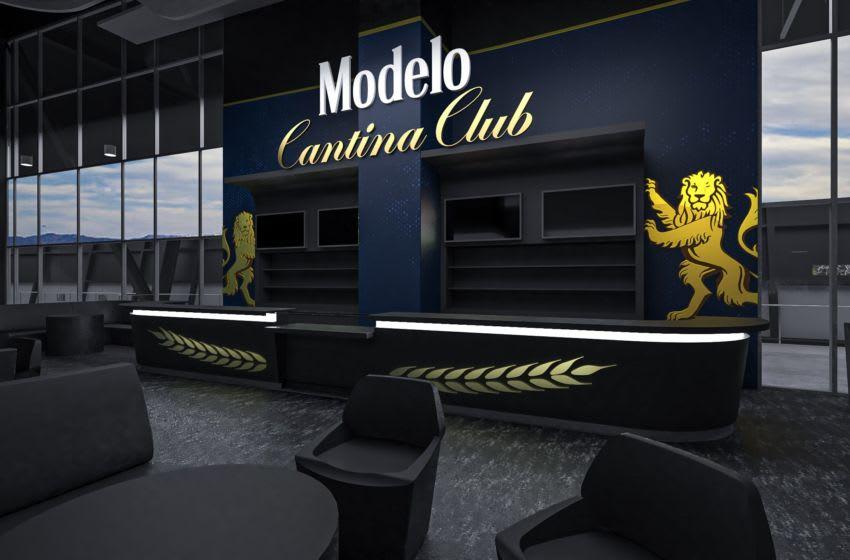 The Modelo Cantina Club, Las Vegas Rams, photo provided by Modelo