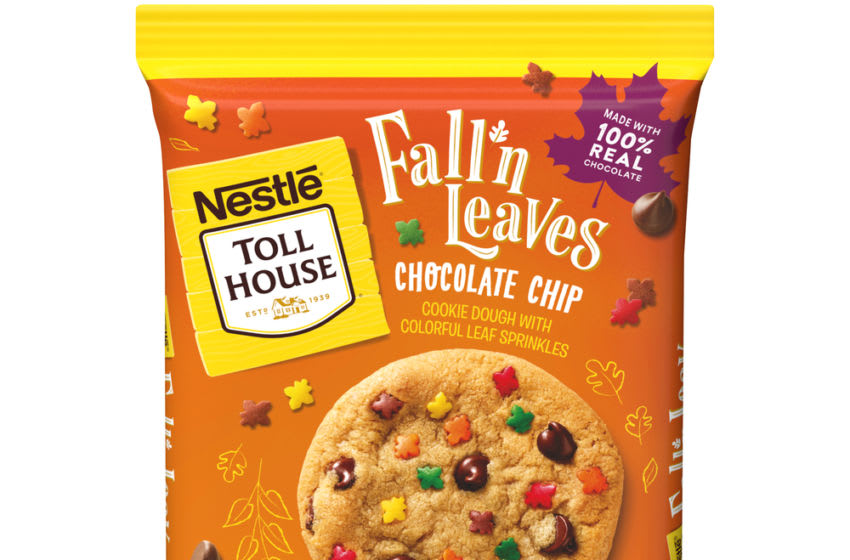 Nestle Toll House fall baking offerings, photo provided by Nestle Toll House