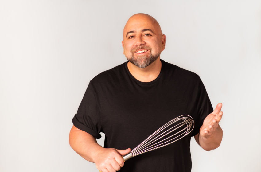 Duff Goldman, photo provided by Charm City Cakes