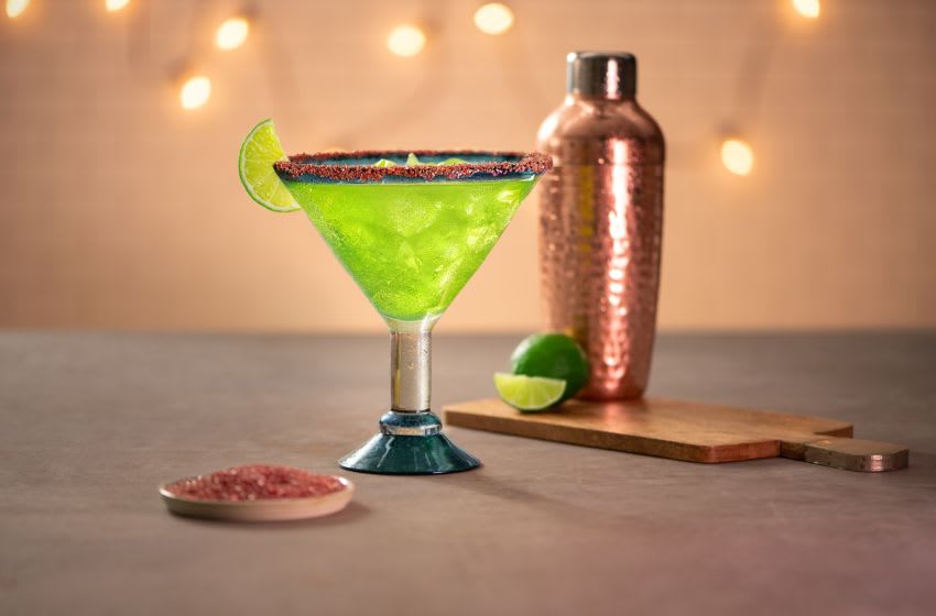 New DEW® Garita, the first official MTN DEW® cocktail, photo provided by MTN DEW