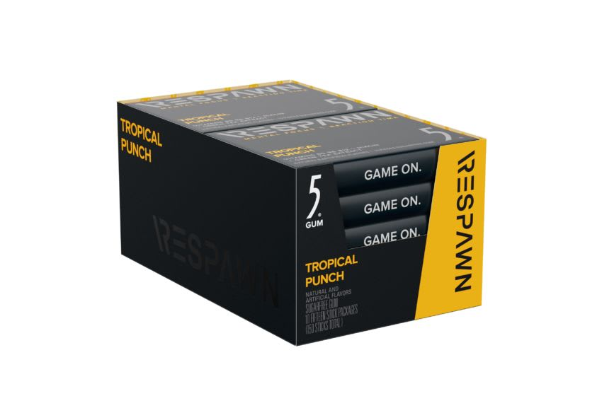 RESPAWN By 5 gum, photo provided by RESPAWN