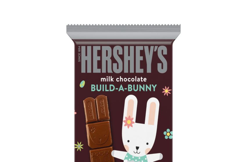New Hershey Easter Candy needs to hop into the Easter basket, photos provided by Hershey