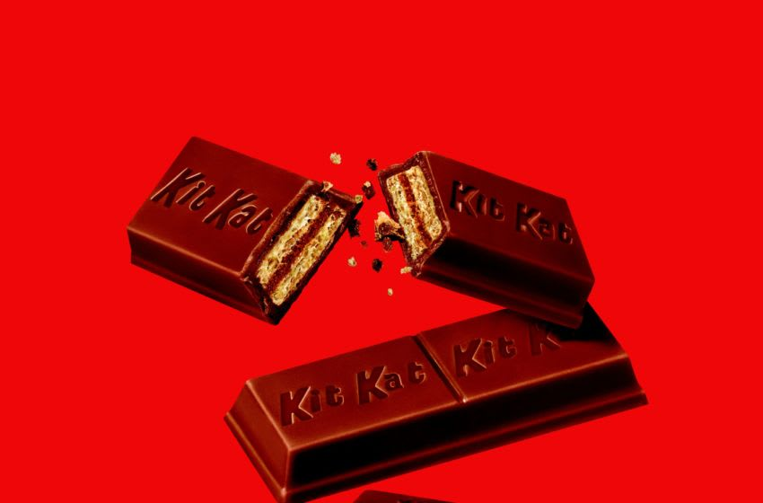 New KIT KAT Thins, photo provided by Hershey