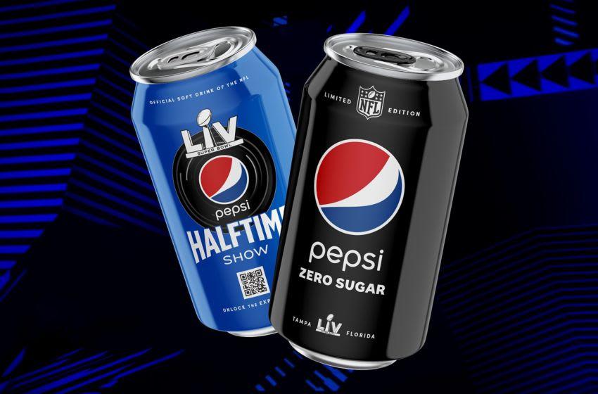 Pepsi Super Bowl Promo, photo provided by Pepsi