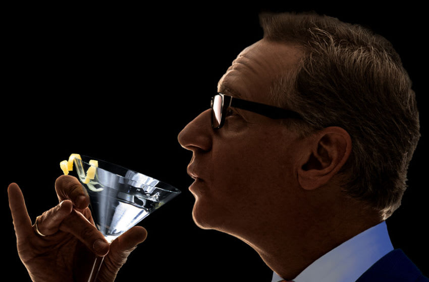 Paul Feig for Artingstall's Gin, photo provided by Artingstall's Gin