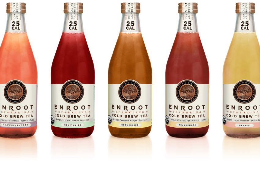 New Enroot Tea, photo provided by Enroot