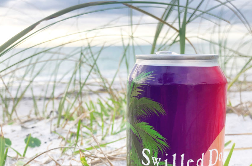 Swilled Dog sangria cider, photo provided by Swilled Dog