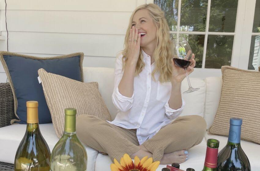 Beth Behrs for Woodbridge Wines, photo courtesy of Woodbridge Wines