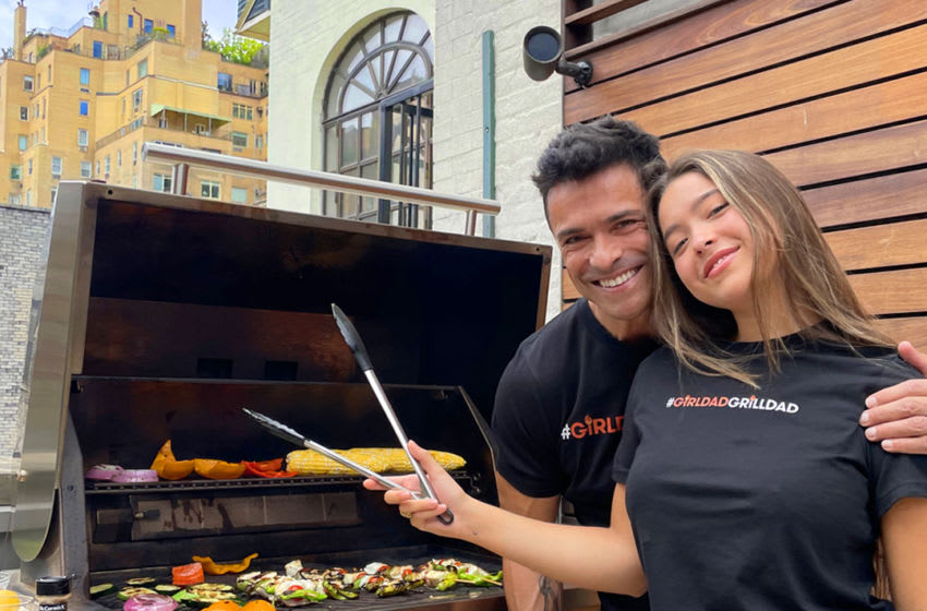 Mark Consuelos for McCormick Grill Mates, photo provided by McCormick