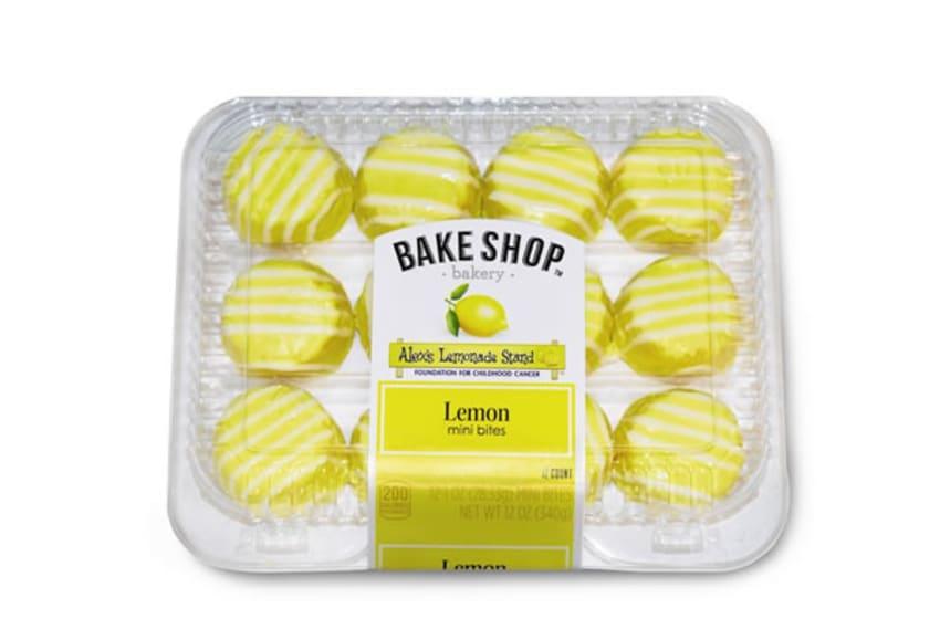 Aldi Alex's Lemonade Stand Promotion, photo provided by Aldi