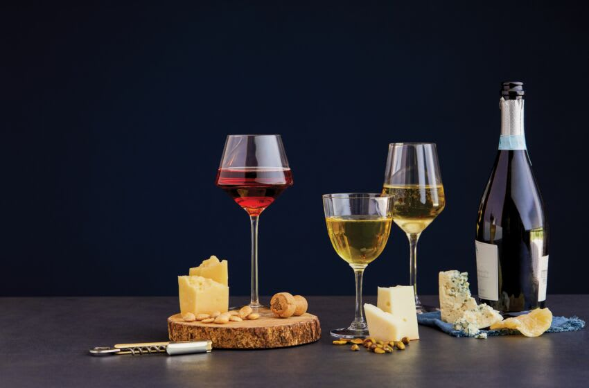 Wisconsin cheese pairings, photo provided by Wisconsin Cheese