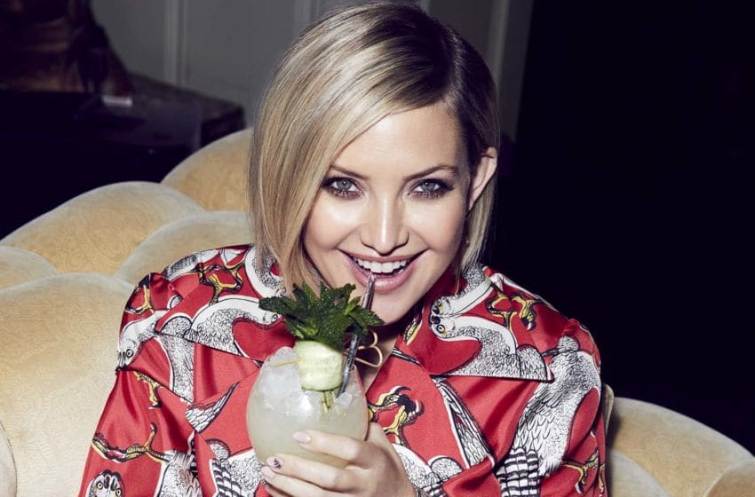 Kate Hudson announces King St. Vodka, photo provided by King St. Vodka