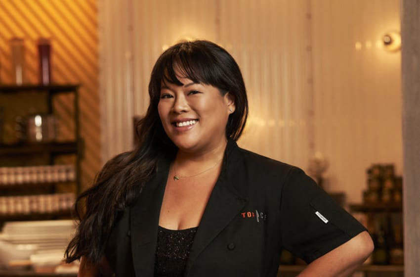 TOP CHEF -- Season:17 -- Pictured: Lee Anne Wong -- (Photo by: Smallz & Raskind/Bravo)