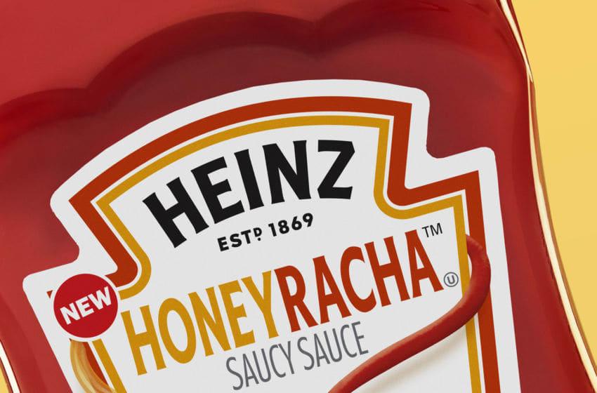 New Heinz Honeyracha saucy sauce, photo provided by Heinz