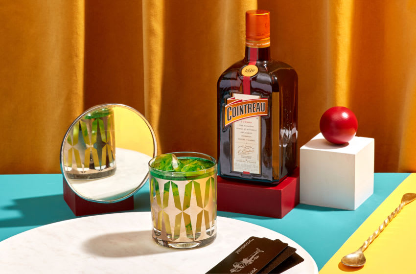 Last Laugh, Inspired by nominee Joker, photo provided by Cointreau