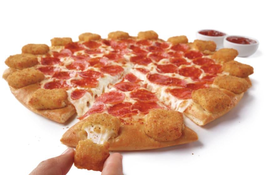 Pizza Hut adds Mozzarella Poppers Pizza, photo provided by Pizza Hut