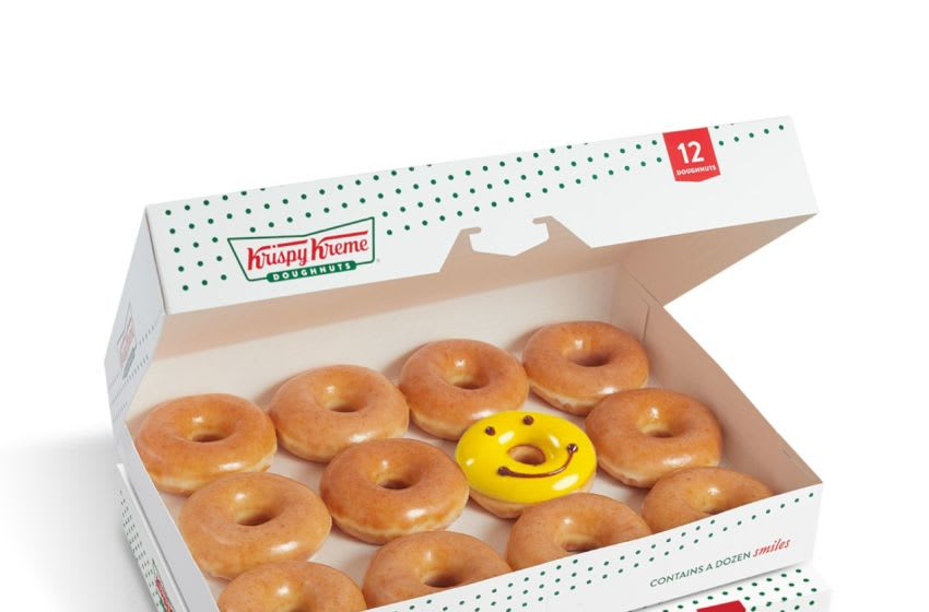 Krispy Kreme introduces Be Sweet Saturdays, photo provided by Krispy Kreme