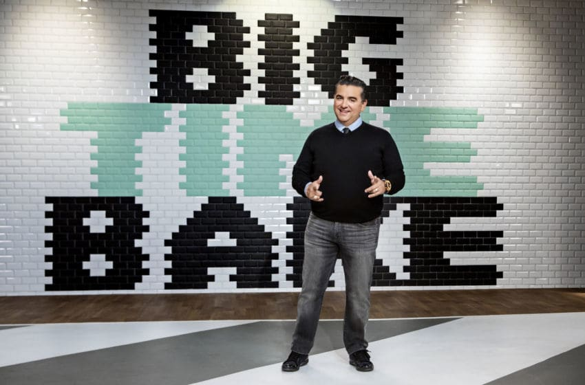 Host Buddy Valastro, as seen on Big Time Bake, Season 1. photo provided by Food Network