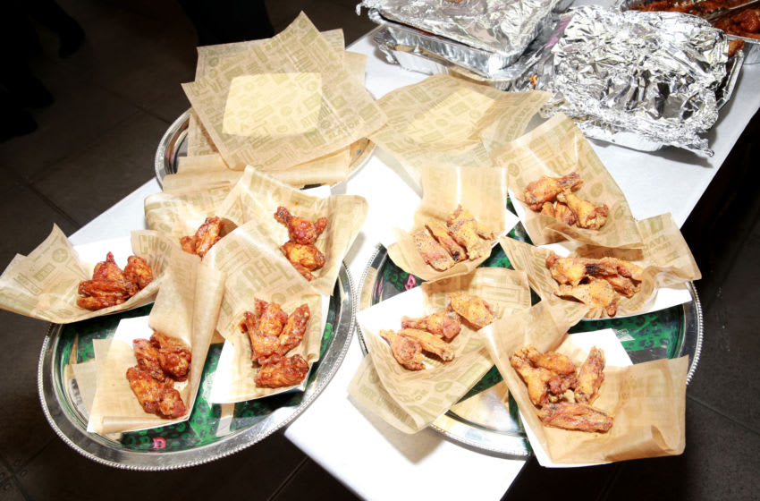 (Photo by Bennett Raglin/Getty Images for Wingstop)