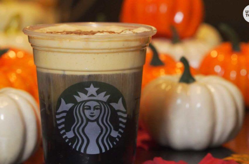 Starbucks has something new this season for pumpkin spice lovers. Vpcmoney Starbucks New Pumpkin Spice Desk Thumb