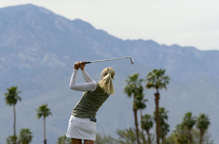 ANA Inspiration on the Dinah Shore Tournament Course at Mission Hills Country Club in Rancho Mirage, California. (Photo by Robert Laberge/Getty Images)