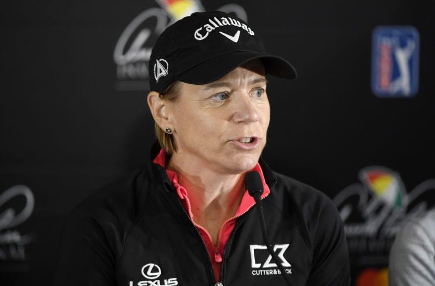 Annika Sorenstam. (Photo by Chris Condon/PGA TOUR)