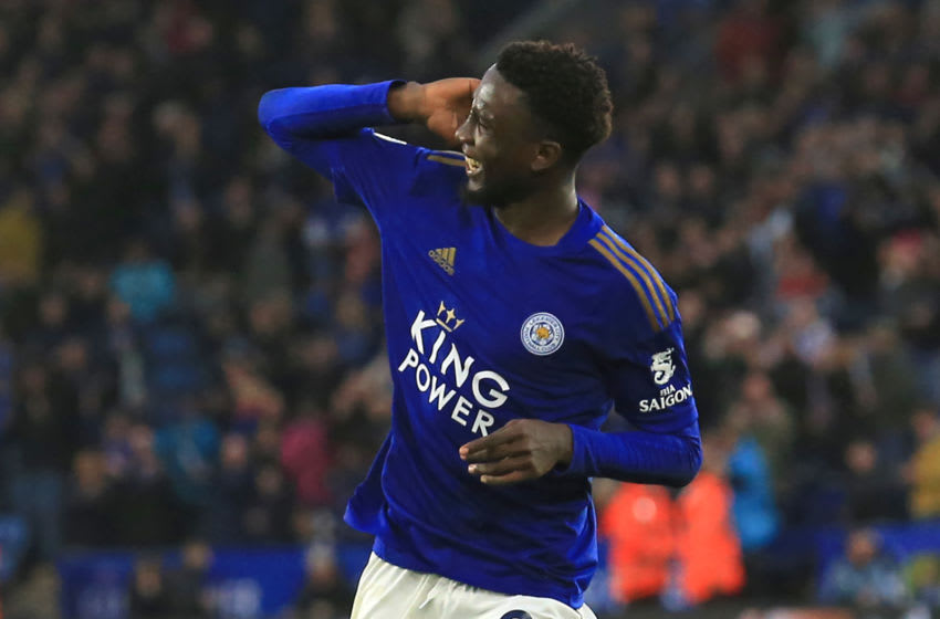 Leicester City, Wilfred Ndidi (LINDSEY PARNABY/AFP via Getty Images)