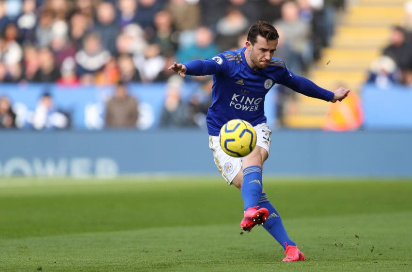 Ben Chilwell of Leicester City (Photo by James Williamson - AMA/Getty Images)
