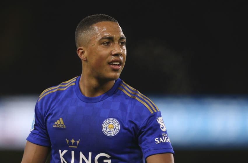 Youri Tielemans' Interesting Admissions: Leicester City