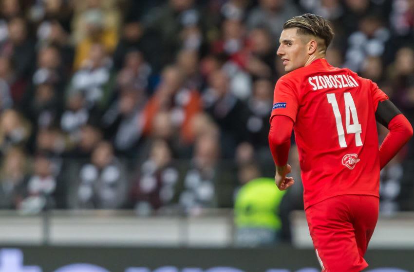 Dominik Szoboszlai, RB Salzburg (Photo by Harry Langer/DeFodi Images via Getty Images)