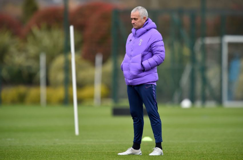 Jose Mourinho, Tottenham Hotspur (Photo by GLYN KIRK/AFP via Getty Images)