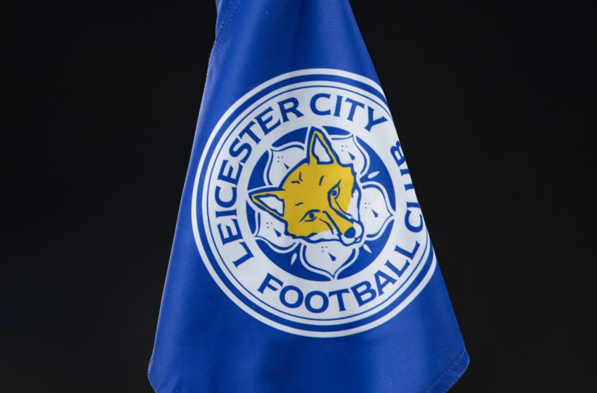 Leicester City badge (Photo by Visionhaus)