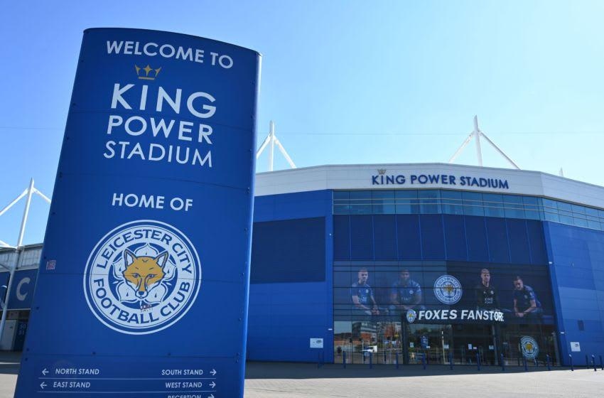 King Power Stadium (Photo by PAUL ELLIS/AFP via Getty Images)