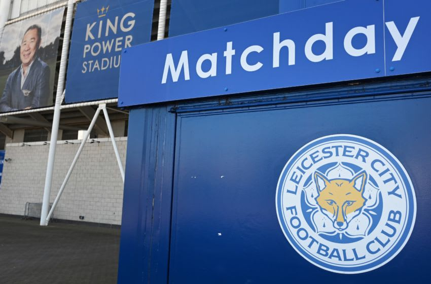 Leicester City (Photo by PAUL ELLIS/AFP via Getty Images)