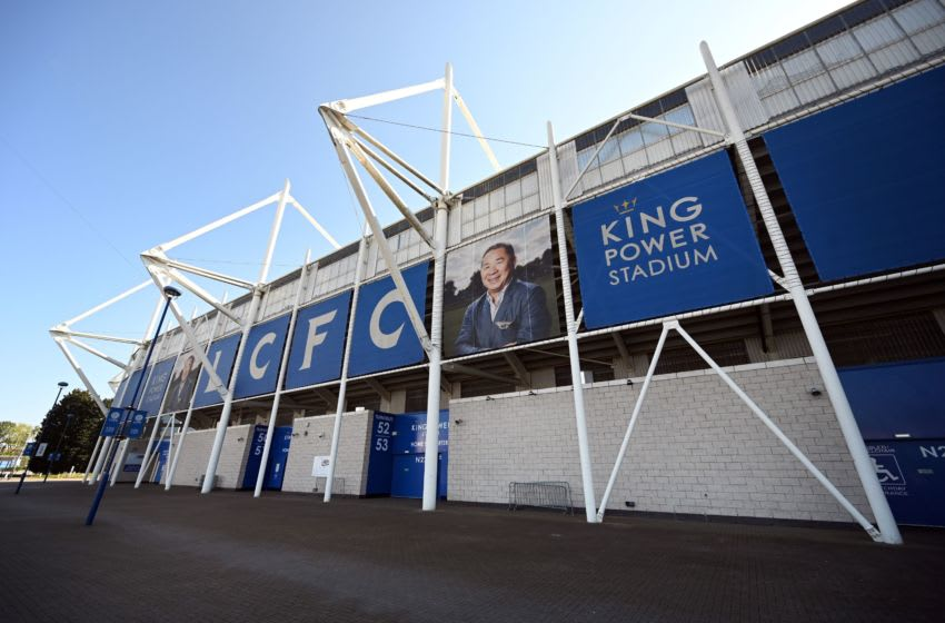 King Power Stadium (Photo by PAUL ELLIS/AFP via Getty Images)