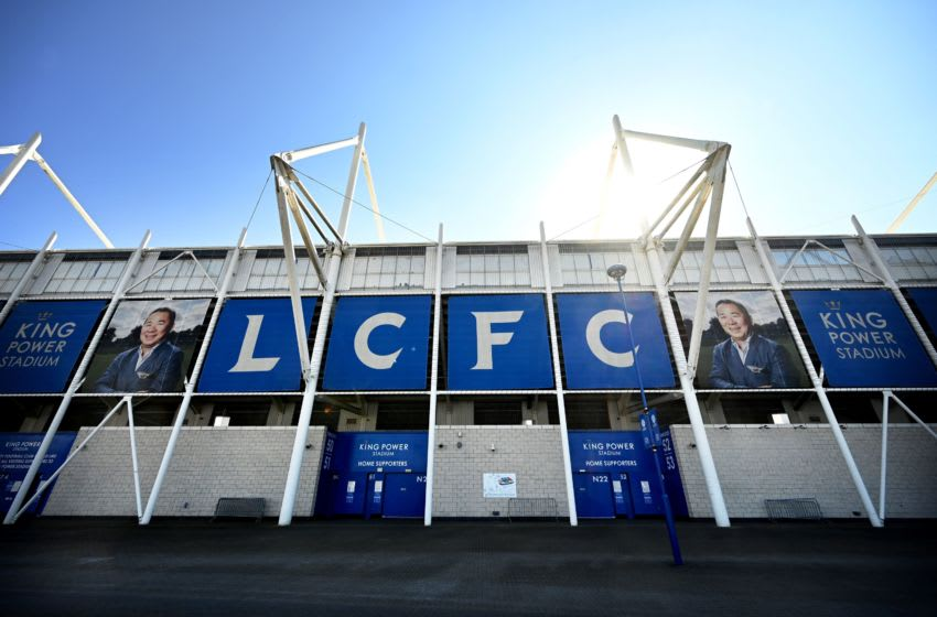 The King Power Stadium (Photo by PAUL ELLIS/AFP via Getty Images)