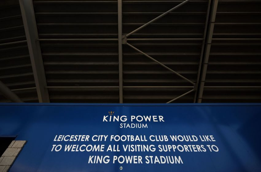 King Power Stadium, Leicester City (Photo by PAUL ELLIS/AFP via Getty Images)
