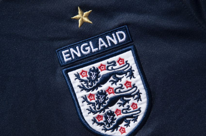 England badge (Photo by Visionhaus)