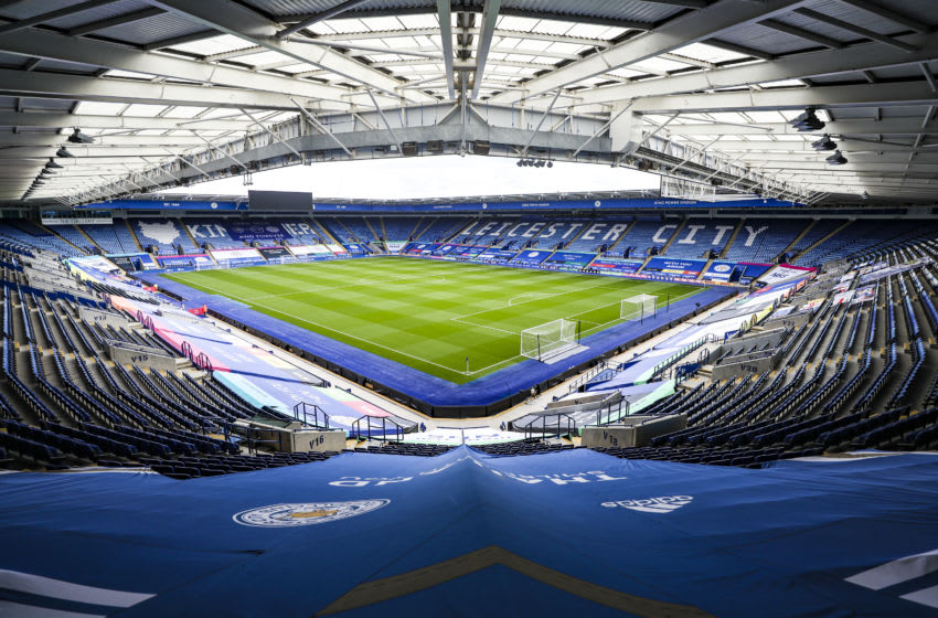The King Power Stadium, Leicester City (Photo by Rachel Holborn - BRFC/Getty Images)